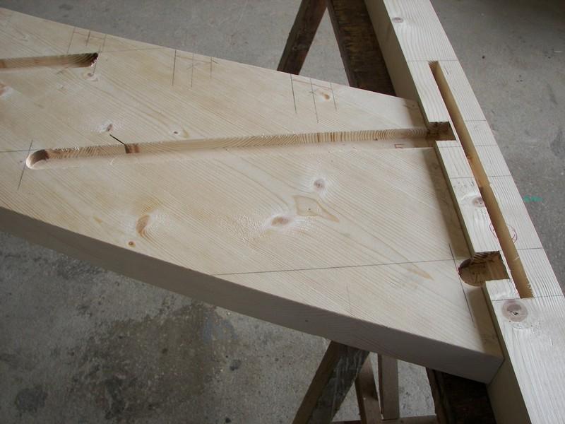 Réalisation dun escalier  La passion du bois